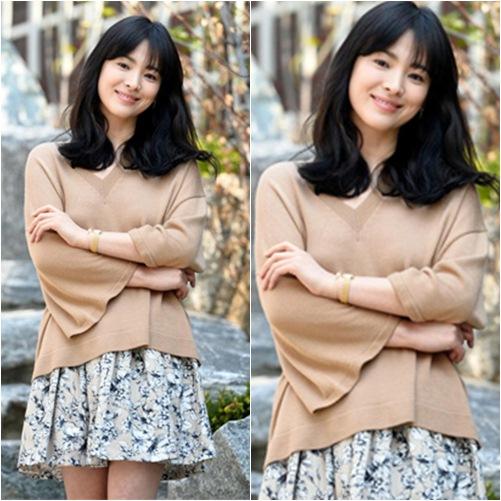 "song hye kyo tu ""trai tim mua thu"" den nay... - 12"