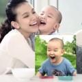 Làng sao - Con trai HH Thùy Lâm nhí nhảnh bên mẹ
