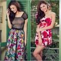 Thời trang - Sao đẹp: Hồng Quế gây bất ngờ với vẻ ngoan hiền
