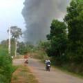 Tin tức - Khoảnh khắc bỏ quan tài tháo chạy vì vụ nổ kho pháo