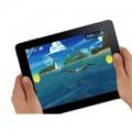 Eva Sành điệu - iPad 6 có độ nét vượt trội trước iPad 4