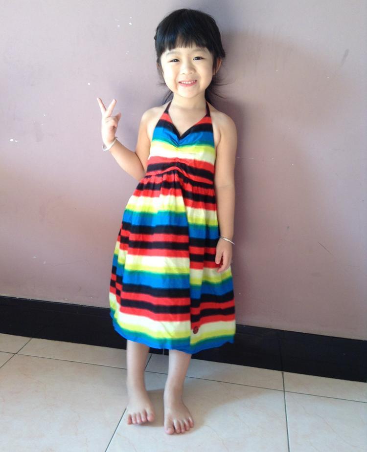 Chào gia đình Thiên thần nhí Việt Nam. Mình xin tự giới thiệu tên mình là Nguyễn Bảo Ngọc.