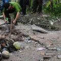 Tin tức - Lòng đất phát nổ, bé 9 tuổi chết thảm