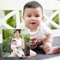 Làm mẹ - Con trai Quỳnh Chi yêu như một 'miếng bánh'
