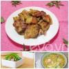 Bếp Eva - Thực đơn: Thịt nướng riềng, canh cải sườn