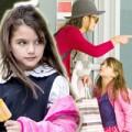Làng sao - Suri tức tối cãi nhau với mẹ Katie Holmes