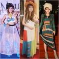 Thời trang - 'Hết hồn' với phong cách kì quặc của Việt Nga