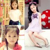 """""""Choáng"""" bé 6 tuổi xinh như hotgirl"""