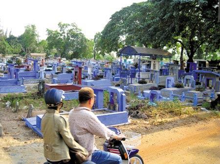 Chuyện ám ảnh ở nghĩa trang lớn nhất Sài thành - 1