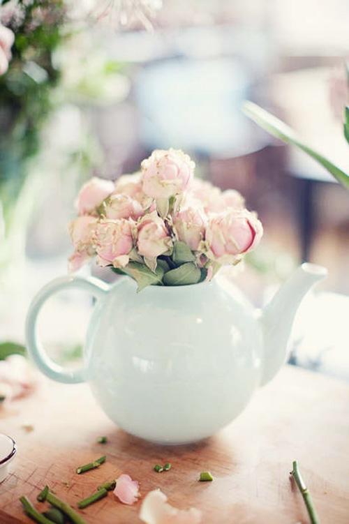 hoa dep 20-10: cam 'binh tra hoa' thom phuc - 5