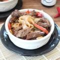 Bếp Eva - Mì gạo trộn thịt bò xào ngon lạ