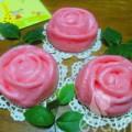 "Bếp Eva - Bánh bao ""hoa hồng"" tặng mẹ"