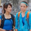 Làng sao - Diệp Lâm Anh bị mẹ dọa ế nếu thi Amazing Race