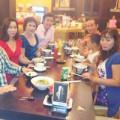 Làng sao - Vũ Hoàng Việt ra mắt người tình với bạn bè