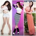 Thời trang - Top 5 bà mẹ thời trang nhất showbiz Việt