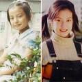"""Làng sao - Những hình ảnh """"độc"""" thời trẻ của Triệu Vy"""