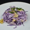 Bếp Eva - Salad ngô và bắp cải tím tươi ngon