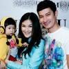 """Huy Khánh: Không """"vũ phu"""" với vợ"""