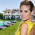 Nhà đẹp - Heidi Klum mua nhà triệu đô sống cùng bồ trẻ