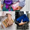 """Thời trang - Muôn kiểu túi ví """"đọ dáng"""" trên phố thu"""