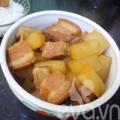 Bếp Eva - Thịt kho củ cải ấm lòng đầu đông
