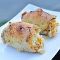 Bếp Eva - Lạ mà ngon thịt gà cuộn cơm