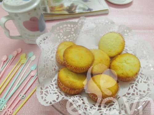 banh muffin huong vani thom ngon - 11