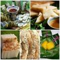 Bếp Eva - Về quê quan họ ăn nhiều món ngon