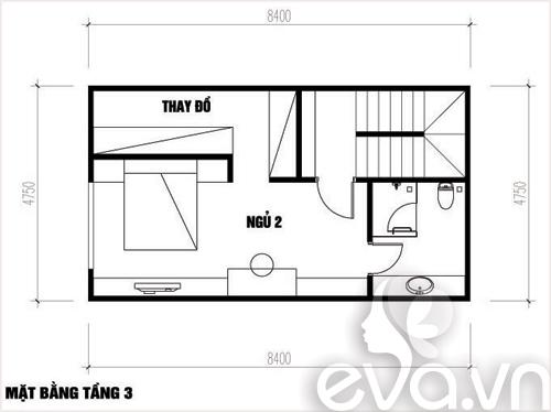 xay that 'chuan' 40m2 mo nha hang - 4