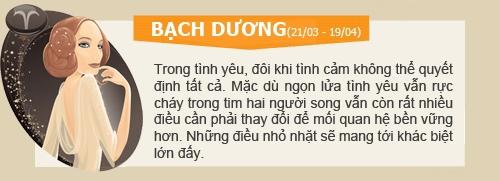 "thu bay, 12 chom sao ""gap rac roi tinh yeu"" - 3"