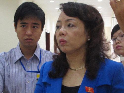 Bộ trưởng Y tế thấy buồn cho nạn nhân Lê Thị Thanh Huyền - 1