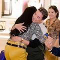 Làng sao - Mr Đàm ôm chặt mẹ chồng Hà Tăng