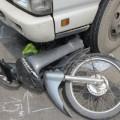 Tin tức - Xe tải va quệt xe máy, một sinh viên nguy kịch