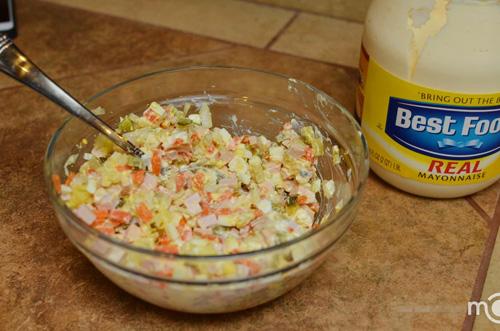 cach lam salad nga cuc de! - 7