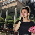 Làng sao - Kim Thư: Đừng vứt mắm tôm vào nhà tôi nữa!