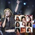 """Làng sao - Mỹ Tâm """"đối đầu"""" với Lady Gaga, Rihanna"""