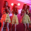 Làng sao - A-Pink đốt cháy sân khấu Hà Nội
