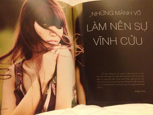 """""""la toi, ha anh"""" chinh thuc len ke - 2"""