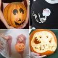 """Bà bầu - """"Tá hỏa"""" với bụng bầu ngày Halloween"""