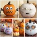 Bếp Eva - 5 ý tưởng trang trí bí ngô cho tiệc Halloween