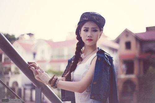 sinh vien kinh te dep nhu hot girl - 15