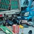 Tin tức - Hà Nội: Tai nạn thảm khốc, 2 phụ nữ tử vong