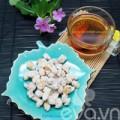 Bếp Eva - Đậu phộng ngào đường cho chị em nhấm nháp