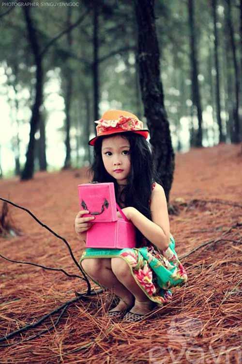 gap ba me co con xinh nhu hotgirl - 3