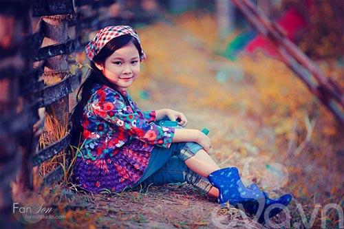 gap ba me co con xinh nhu hotgirl - 2