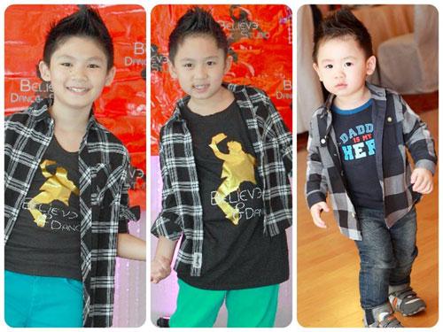 con trai bang kieu ngo nghinh don halloween - 3