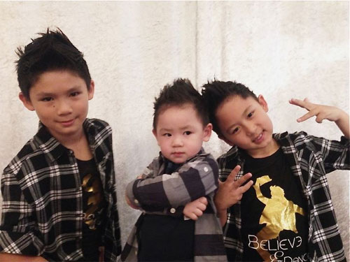 con trai bang kieu ngo nghinh don halloween - 5