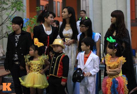 """""""than chet nhi"""" trong le hoi halloween - 14"""
