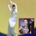 Làng sao - Linh Nga đổ mồ hôi với nghề múa