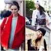 Thời trang - Sóng mốt: Mũ len ấm vào mùa